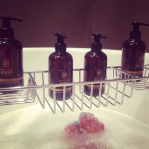 The Post House_Bubble Bath