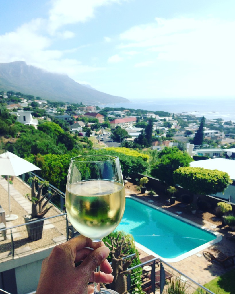 camps bay ridge guest house