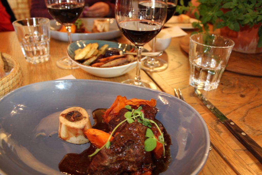 Groot Constantia Food and Wine