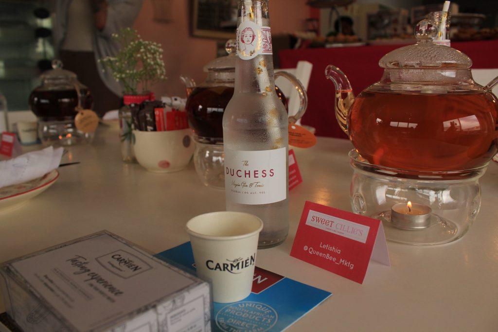 Sweet Cillie's Cakery High Tea
